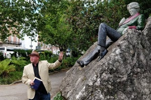 Oscar Wilde Guided Walking Tours