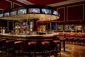 The Shelbourne Hotel Horseshoe Bar