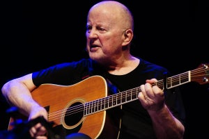Christy Moore Live From The National Concert Hall