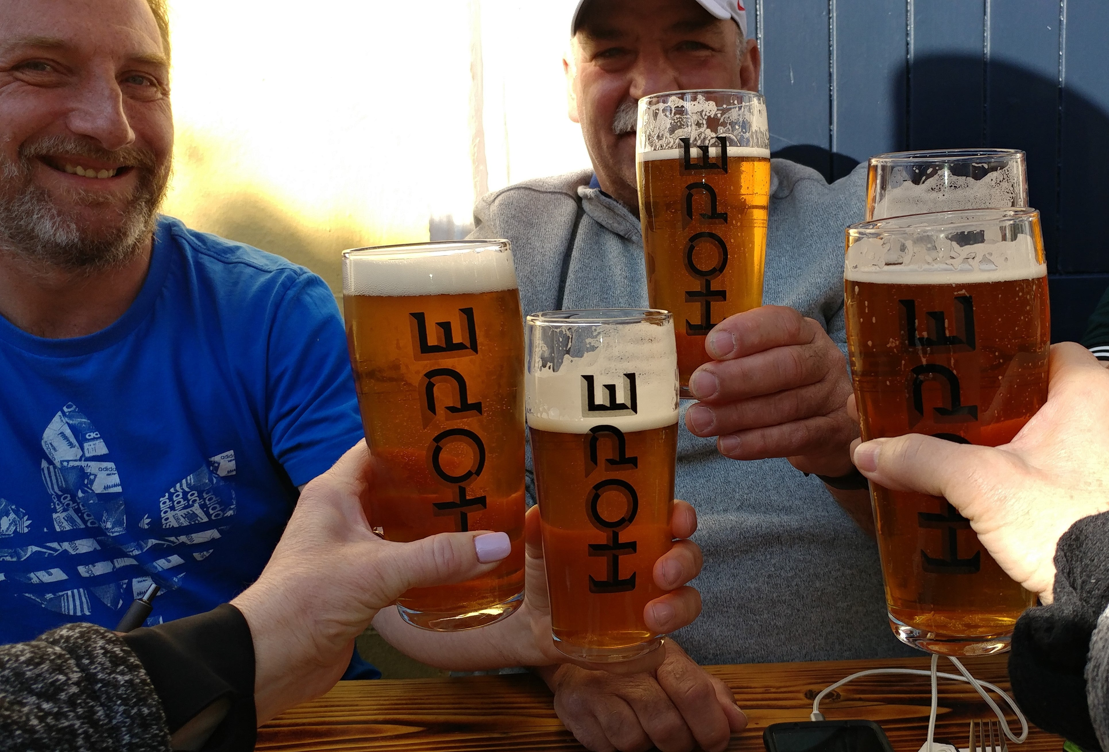 Craft Beer & Seafood Trail