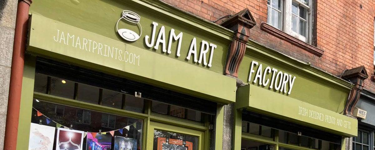 Jam Art Factory