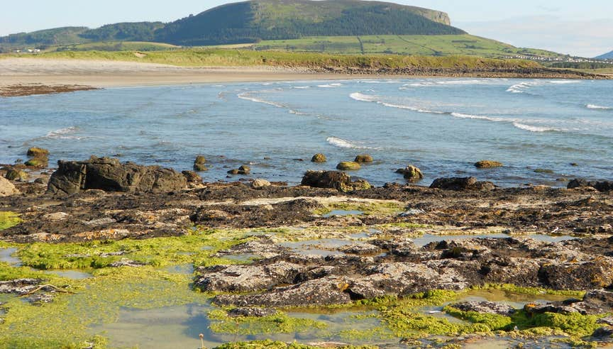 Image of Knocknarea in County Sligo