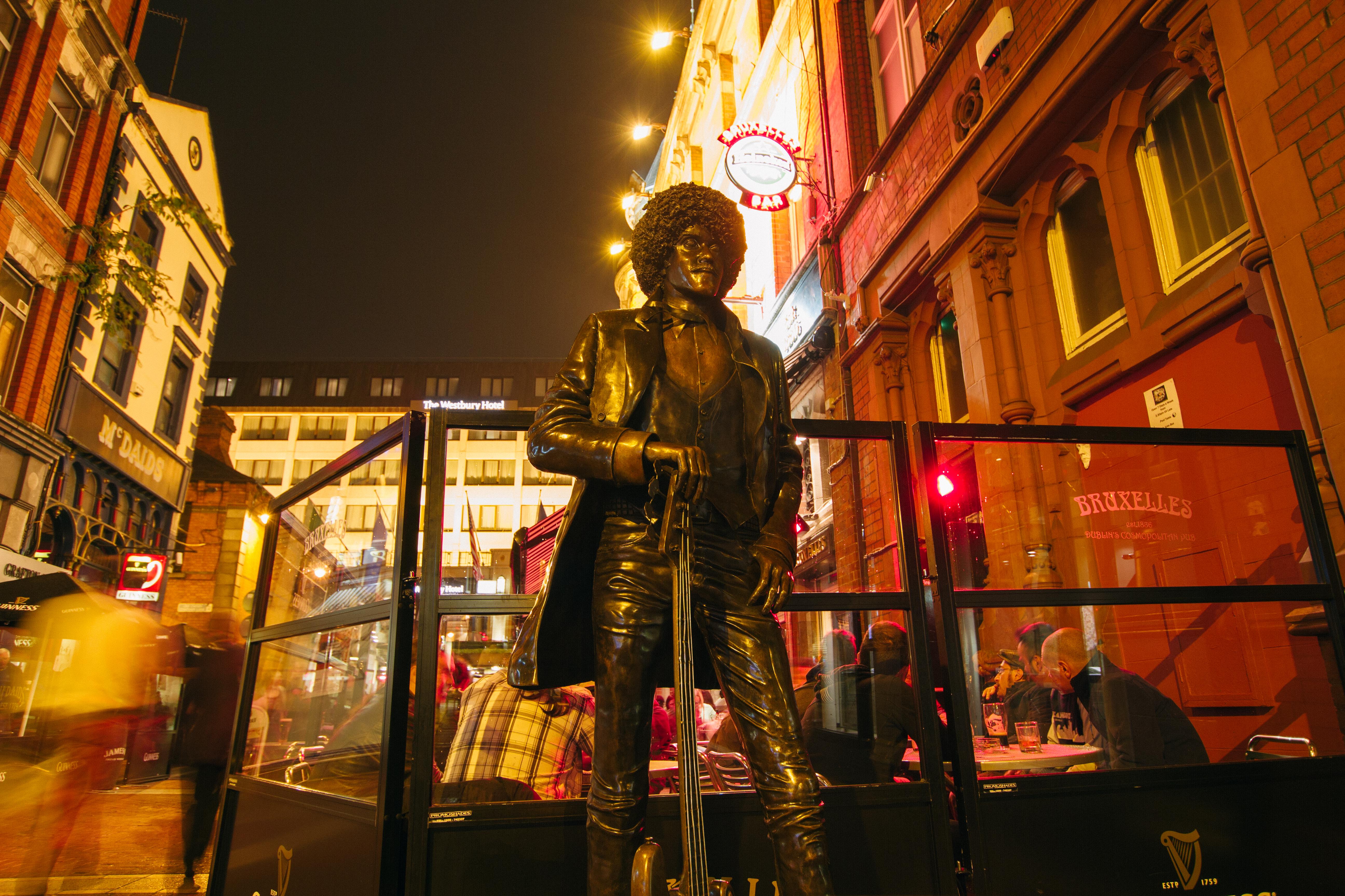 Phil Lynott Statue