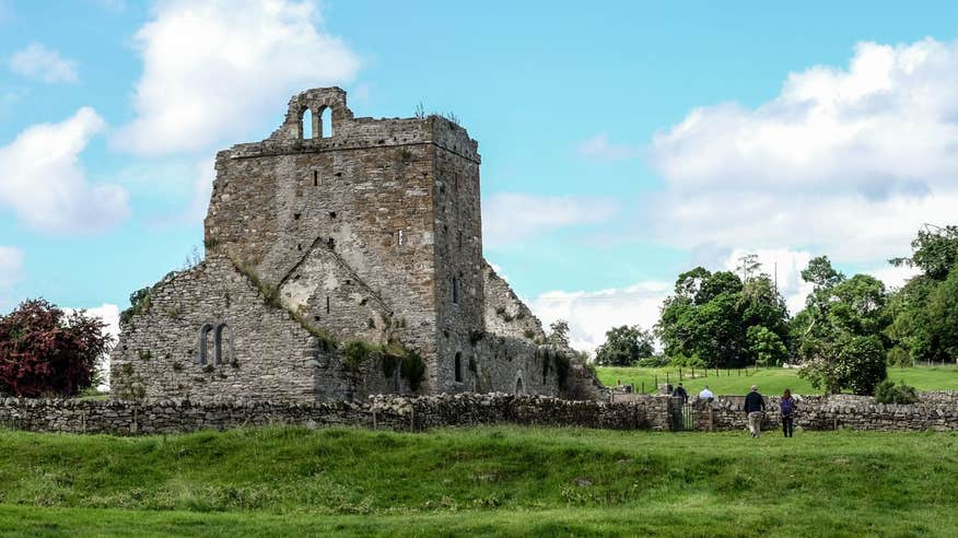 Explore the ruins of a lost town in Kilkenny.