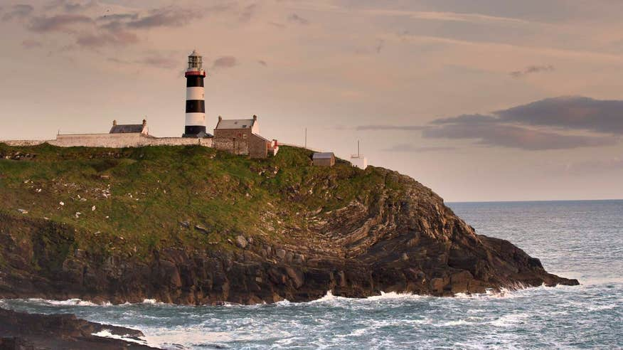 Don't miss a visit to the Old Head of Kinsale.