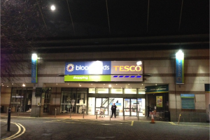 Bloomfields Shopping Centre