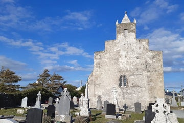 Image of Kilfenora Cathedral in County Clare