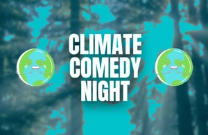 Climate Comedy Night Online