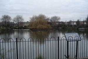 Blessington Street Basin (Dublin's Secret Garden)