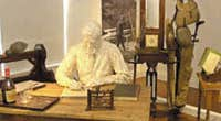 Exhibits at the Kerry Writers' Museum