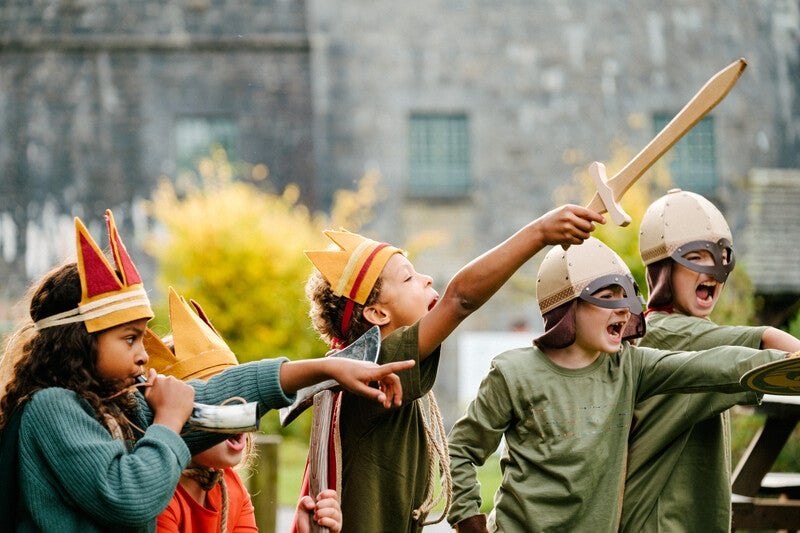 Immerse yourself in five thousand years of Irish history at the Irish National Heritage Park .