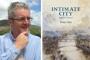Online Book Club: 'Intimate City: Dublin Essays' by Peter Sirr