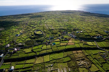 Image of Inishmaan in the Aran Islands in County Galway