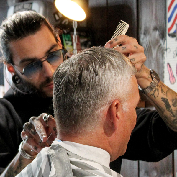 The Banker and the Barber
