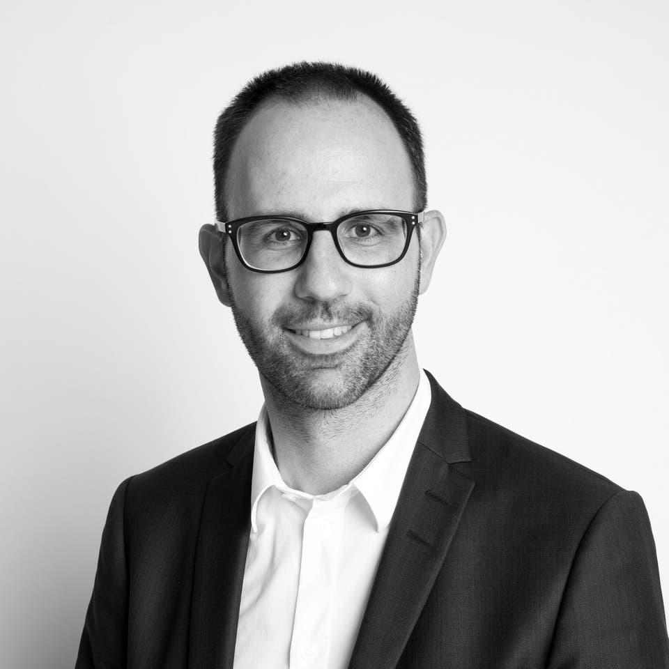 Walter Hassler, Chief Financial Officer, Dentsu Aegis Network Switzerland