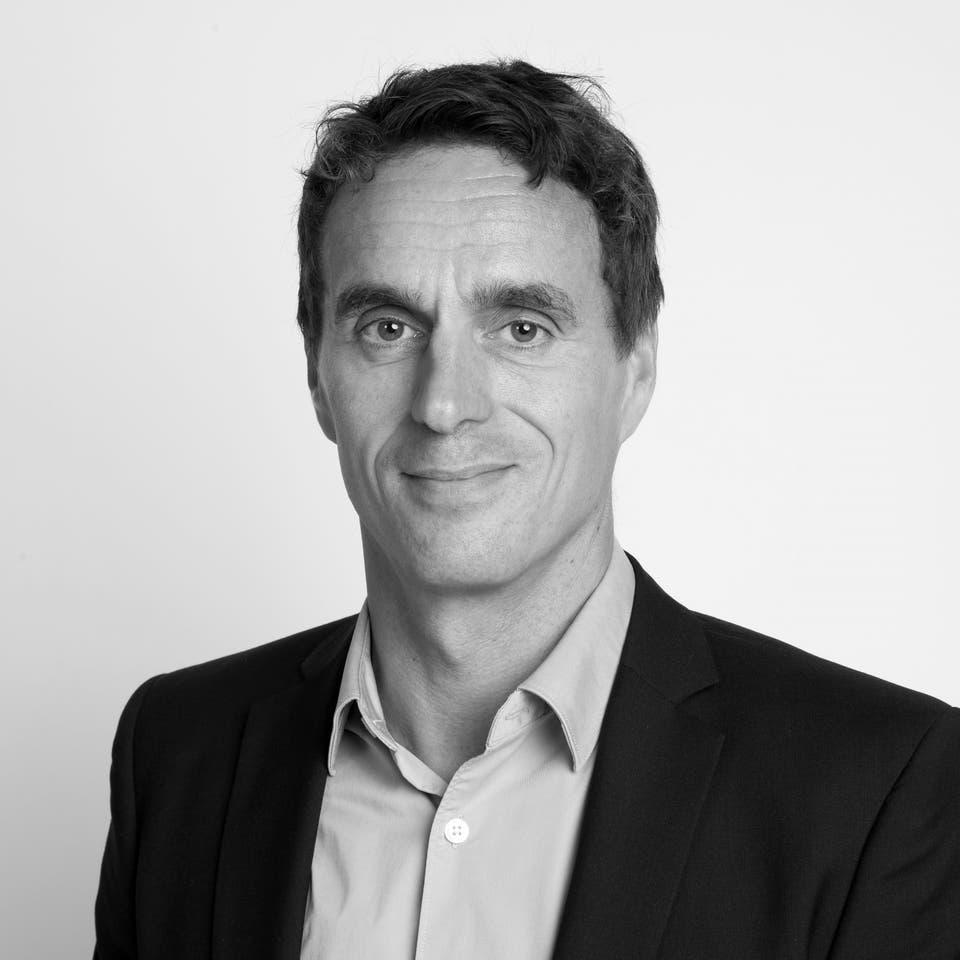 Patrik Gamryd, Chief Executive Officer, Dentsu Aegis Network Switzerland