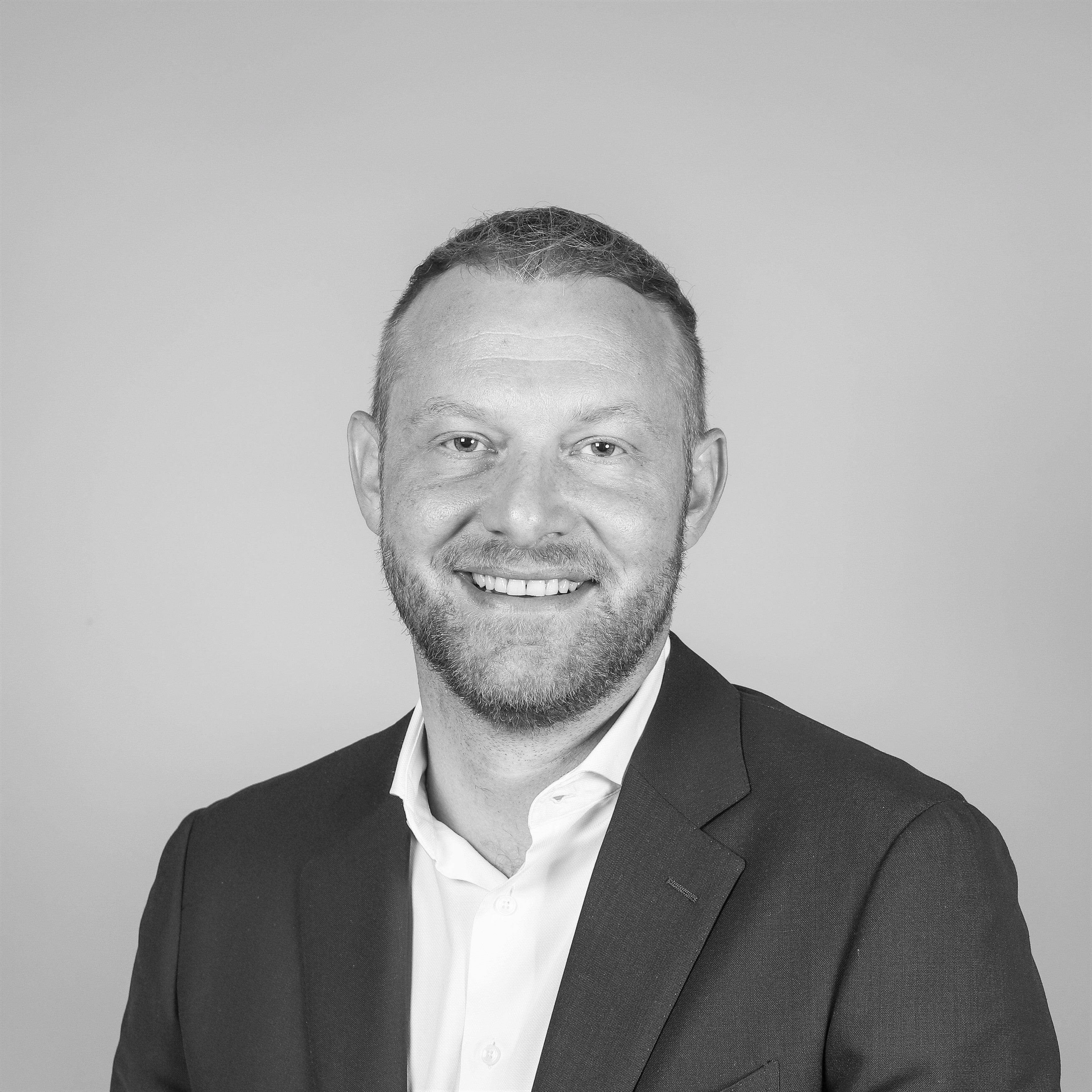 Jonas Eliassen, Managing Director, Carat Switzerland