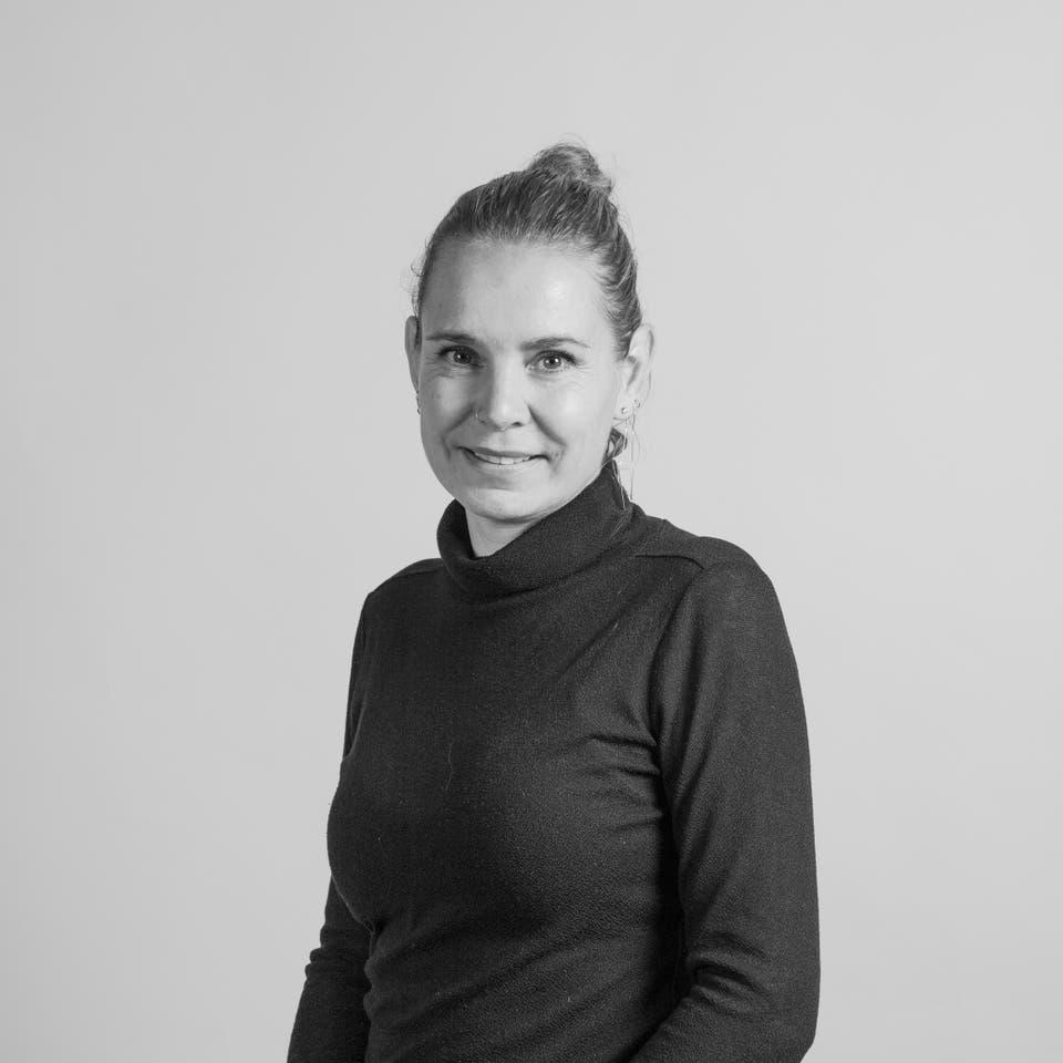 Andrea Wieseke, Managing Director, Carat Switzerland