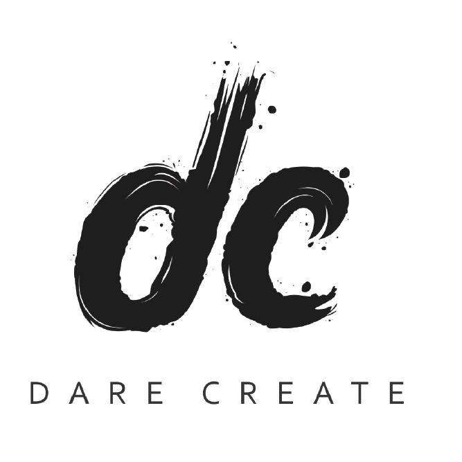 Dare Create Logo