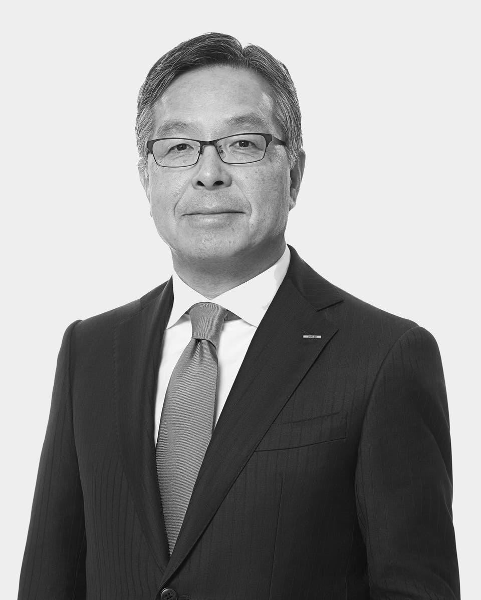 Jun Shibata, Executive Vice President, Executive Officer Dentsu Inc.