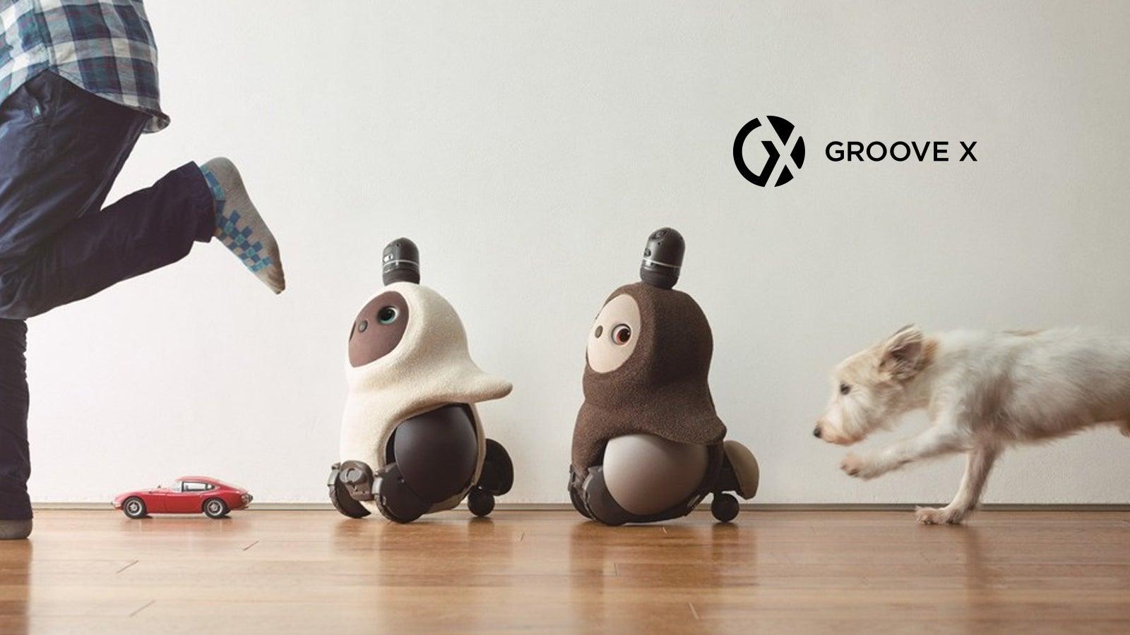 Groove-x header