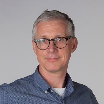 dr. Christian Röder, psychiater en medisch hoofd zorglijn Diagnostiek en vroege psychose