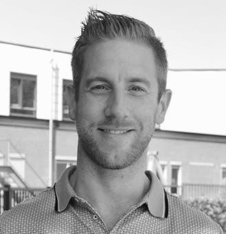 Bart Tijsterman, verpleegkundig specialist