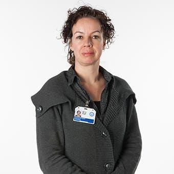 Nathalie Reynders, maatschappelijk werker en systeembegeleider