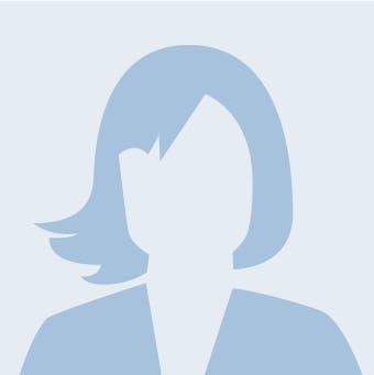 Silhouet vrouw