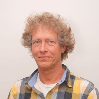 Michel Alexander, activiteitentherapeut