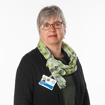Marieke de Rijke, maatschappelijk werker en systeembegeleider