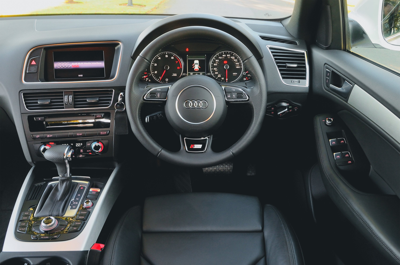 Audi Q5 Interior