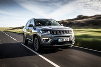 Jeep Compass frontright exterior