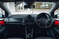 Volkswagen Up Front Interior