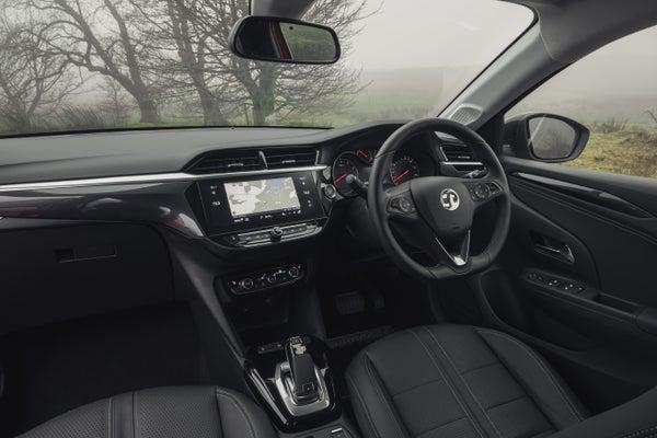 Vauxhall Corsa Front Interior