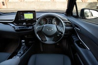 Toyota C-HR Driver's Seat