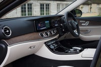 Mercedes E-Class All-Terrain front interior
