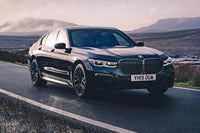 BMW 7 Series Driving Front