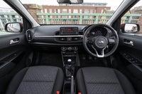 Kia Picanto Review 2021 front interior