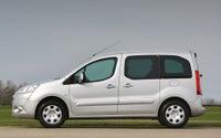 Peugeot Partner Tepee Side View