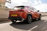 Lexus UX backleft exterior