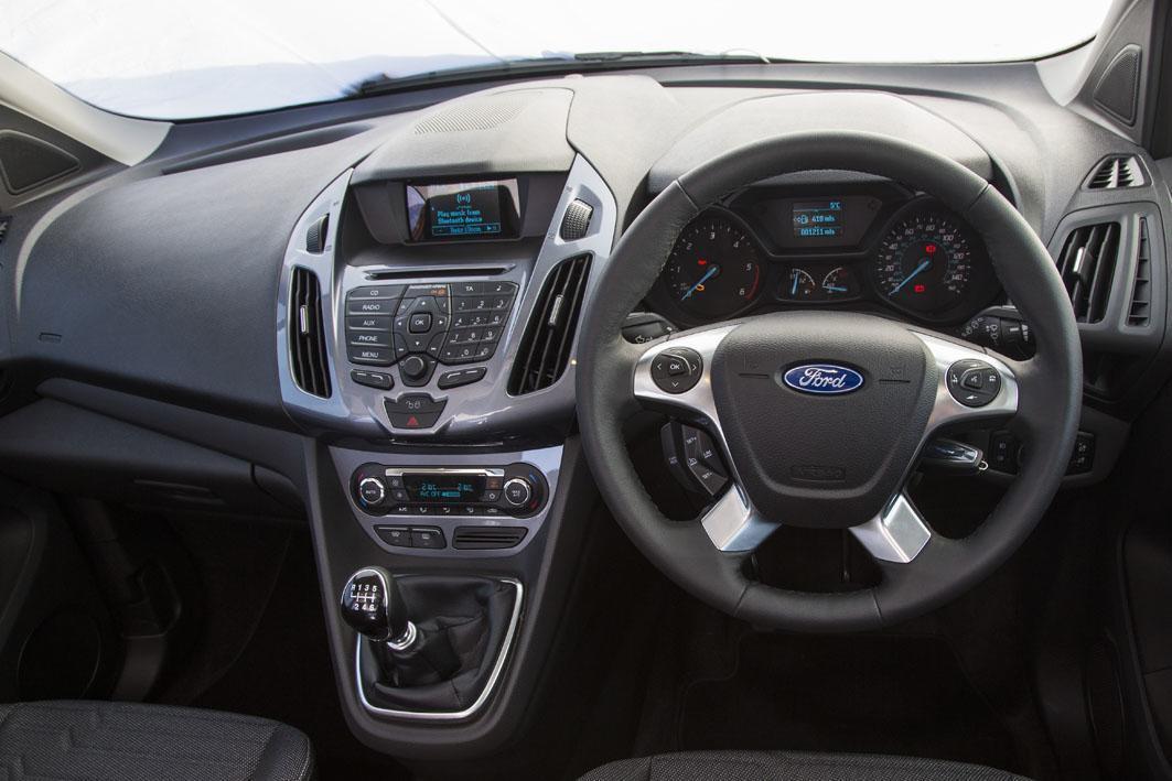 Ford Tourneo Connect interior