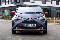 Toyota Aygo Front View
