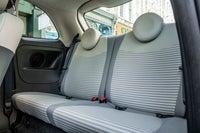 Fiat 500 Back Seats