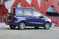 Ford Tourneo Courier Back