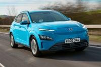Hyundai Kona Review 2021 Electric front moving