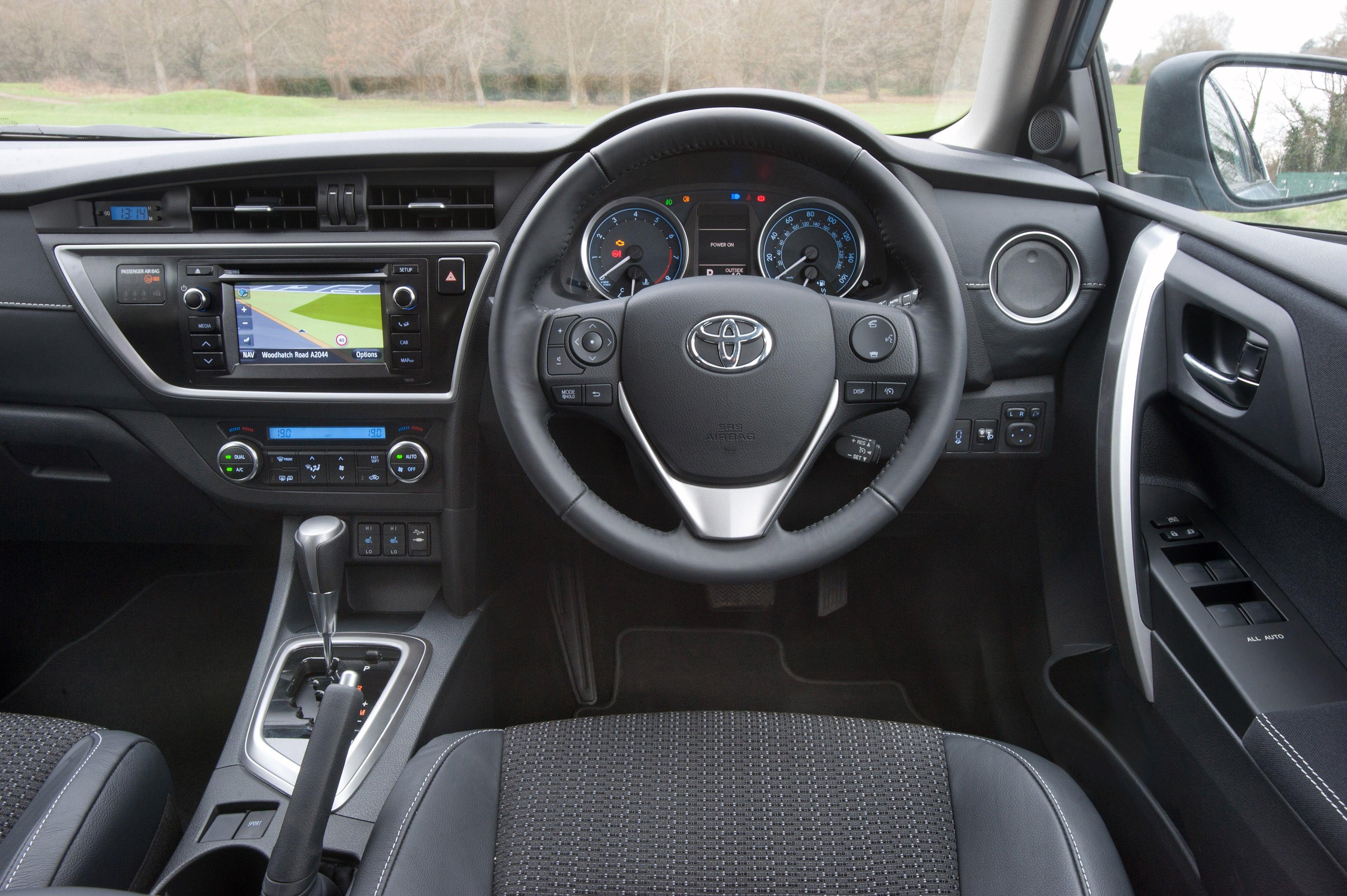 Toyota Auris Driver's Seat