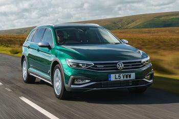 Picture of Volkswagen Passat Alltrack