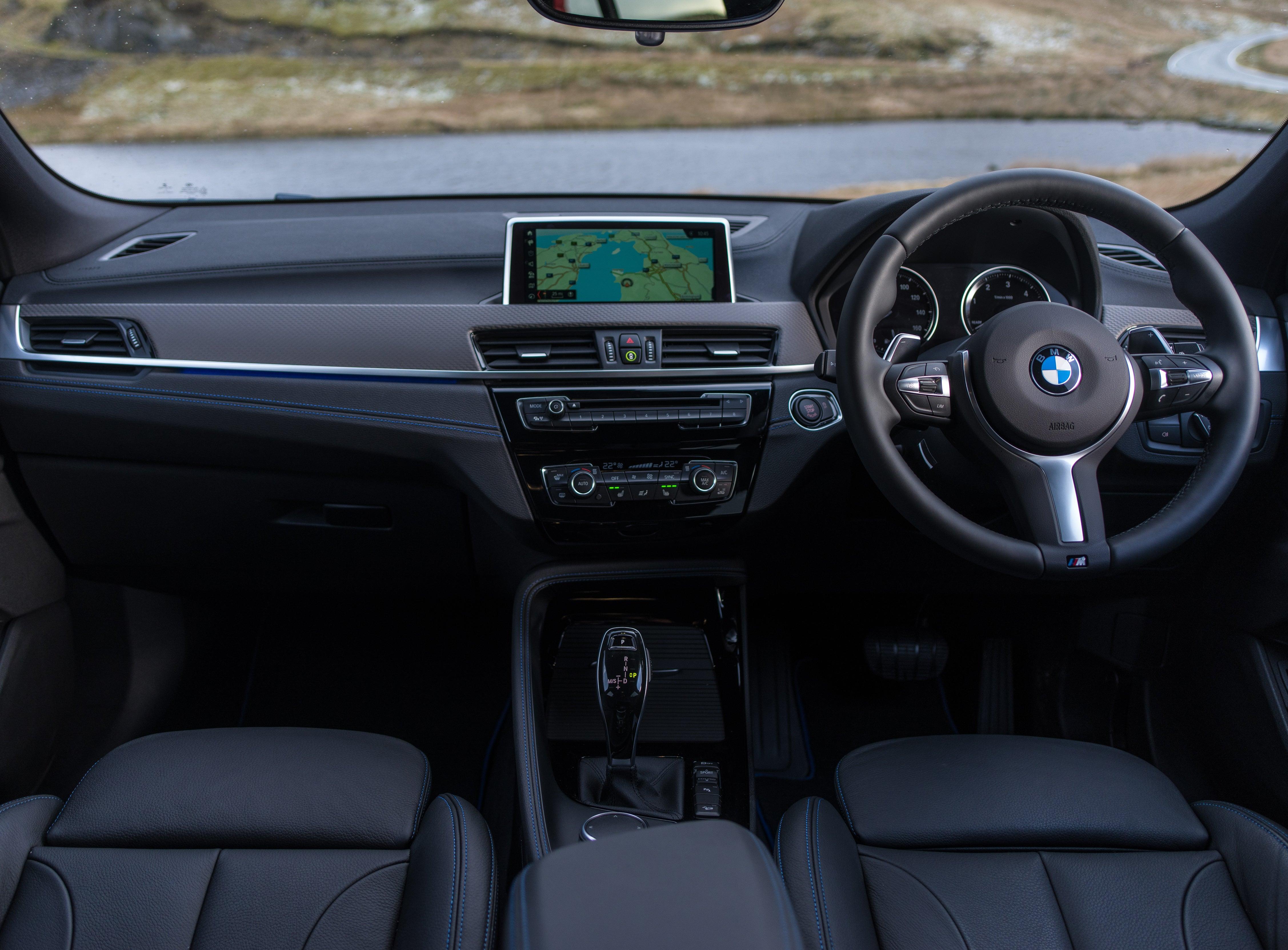 BMW X2 Review 2021 Interior