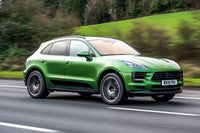 Porsche Macan Right Side View